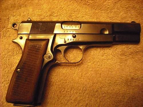 My1943  Browning Hi Power