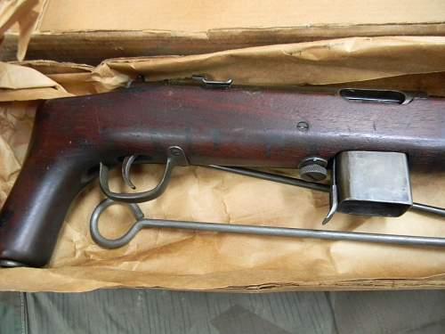 M55 reising gun