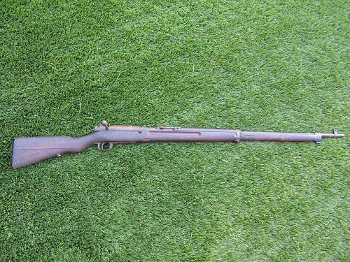 Rifles FOUND IN GARBAGE!