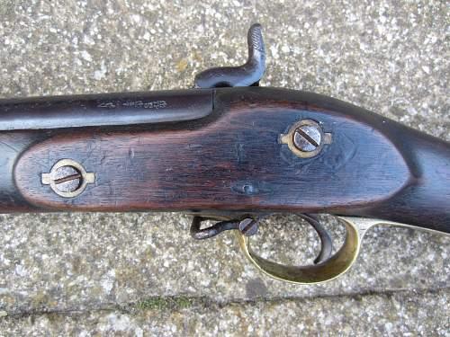 My British 1842 Pattern Musket