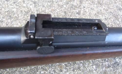My G88 Comisssion Rifle