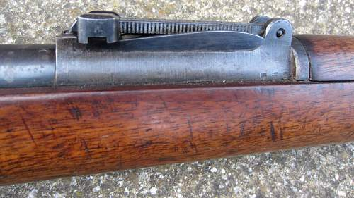 Need Help with this Mauser