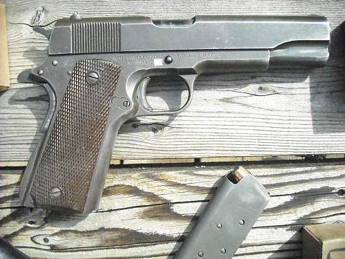 My Reminton Rand 1911
