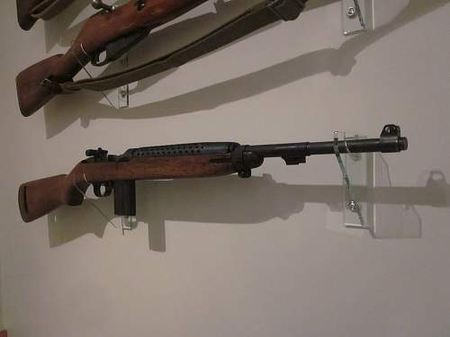 Universal M1 Carbine, an interesting story!
