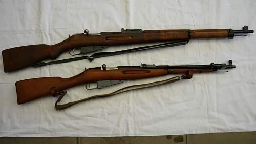 Mosin-Nagant 91/30 1942
