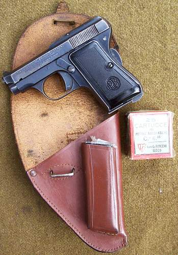 Beretta Model 418 German Delievered 1943