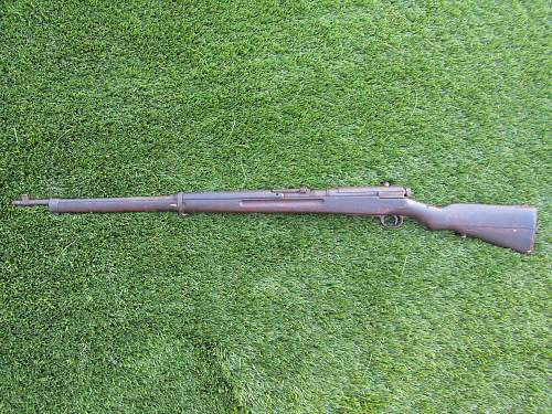 Type 38 Arisaka. From trash heap to the firing line!