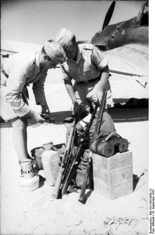 Luftwaffe drilling