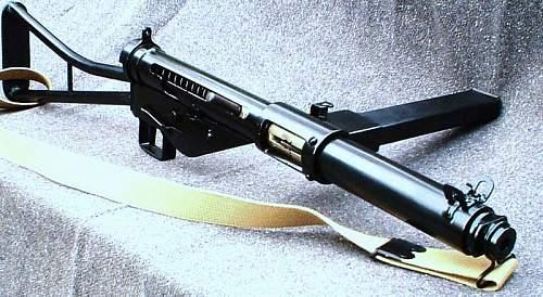 Sten Gun Mk1*