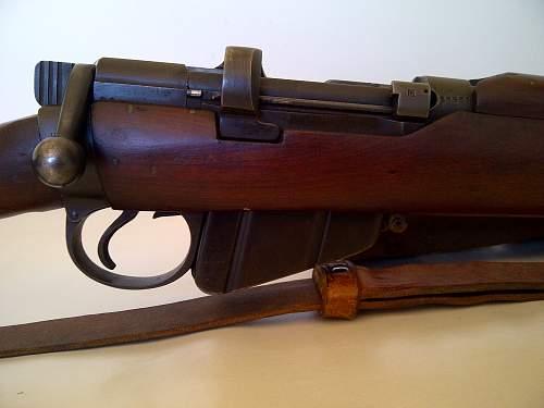 SMLE  mk3 1939