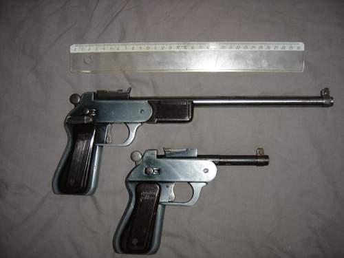 unknown pistols ?