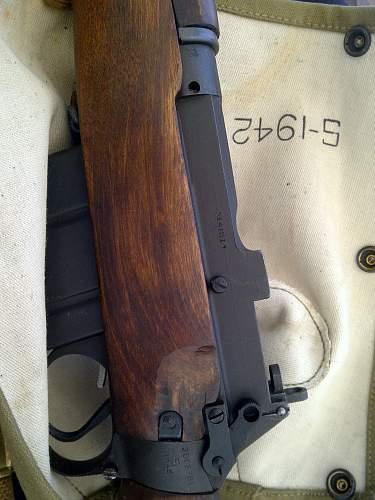 Lend-Lease No. 4 Mk. I* Rifle