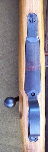 bnz43 98k Rifle