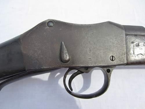 4th New Addition My Martini Artillery Carbine