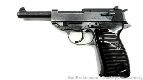 My new P.38 Spreewerke