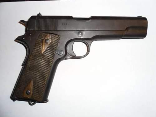 Click image for larger version.  Name:kongsberg-kv-m-1914-kaliber-11-25-m-m-pistol.jpg Views:475 Size:20.5 KB ID:356500