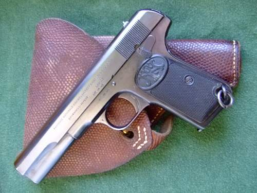 The firearm that started it all
