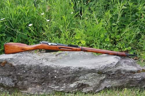Click image for larger version.  Name:1942 Izhevsk Ex-Sniper1.jpg Views:124 Size:268.2 KB ID:359846