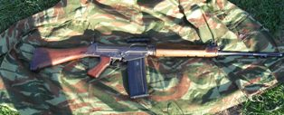 Wanted  L1A1 deact in UK new spec