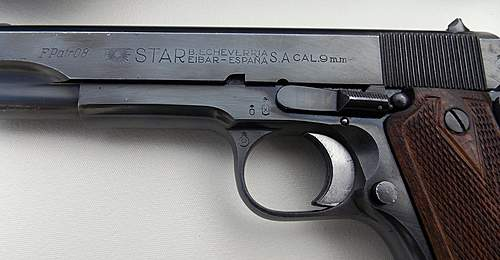 German Star B rig...