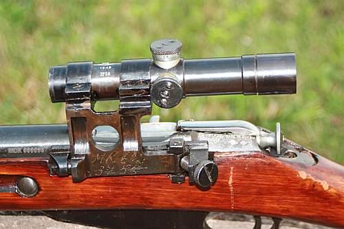 1943 Tula Sniper
