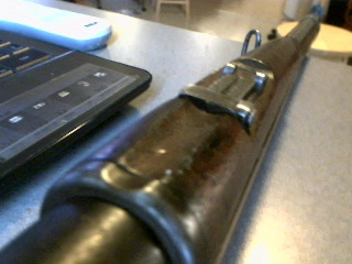 7mm Mauser Short Rifle M95 Loewe Production For Chile