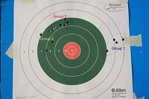 1st Range Report - '43 Tula Sniper
