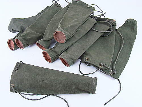 Enfield Muzzle Covers