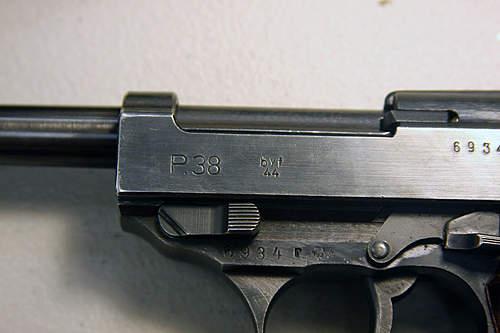 P38 Pickup