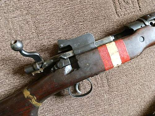 Rifle I though was a P14?