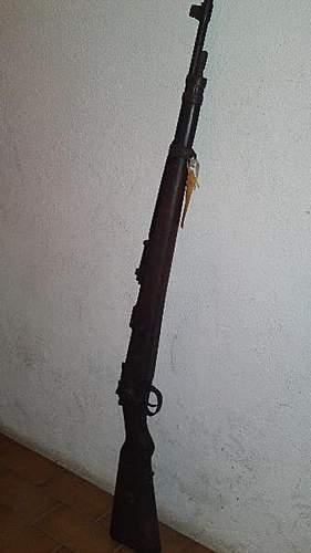 1937 Oberndorf K98