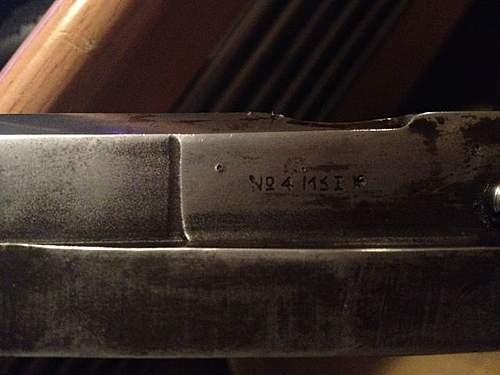 need help with lee enfield