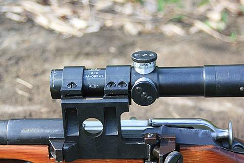 1942 M91/30 Izhevsk Ex-Sniper Restoration complete