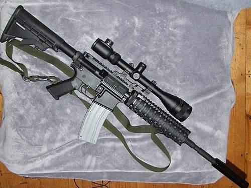 PWA Commando AR-15