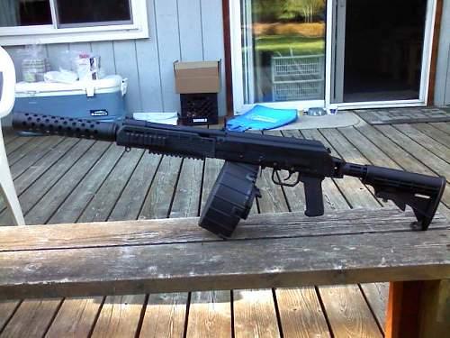 Click image for larger version.  Name:SAIGA 12 B.A.G. ( Bad Ass Gun ).jpg Views:2299 Size:89.8 KB ID:389312
