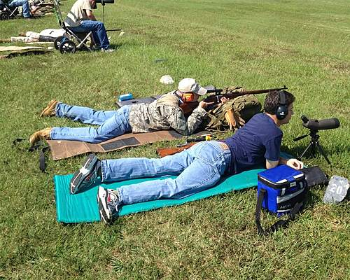 Sniper Rifle Competition