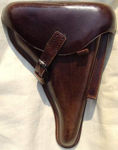 Click image for larger version.  Name:Luger Holster Front.jpg Views:623 Size:159.6 KB ID:395489