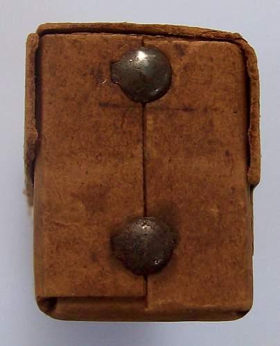 Italian Contract Box of 7.63mm Ammo