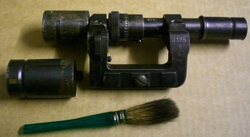 ZF 41 & MP40 load tool and sqare brush