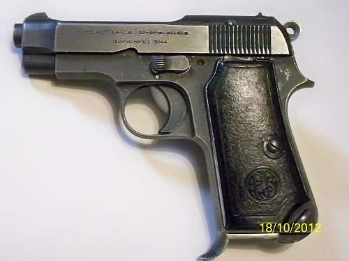 Another beretta m35 1944