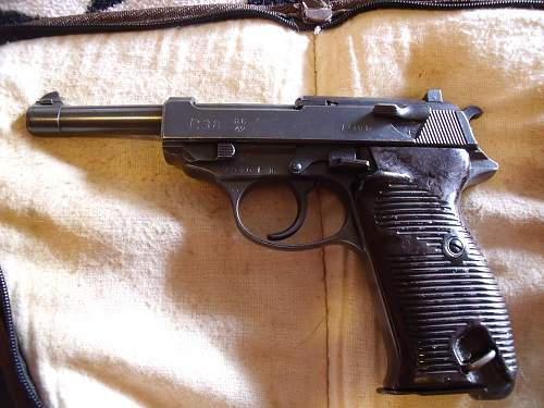 """Walther P-38  """"AC 42"""""""