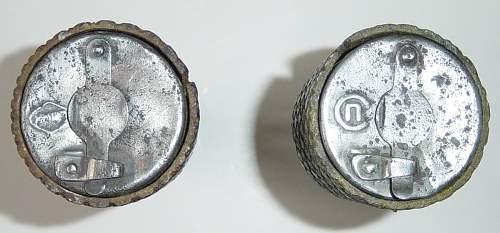 Click image for larger version.  Name:Soviet RGD33 Grenades. Top..JPG Views:598 Size:92.7 KB ID:3992