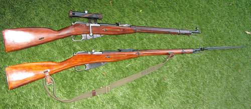 Click image for larger version.  Name:Mosin Family.jpg Views:363 Size:365.3 KB ID:399647