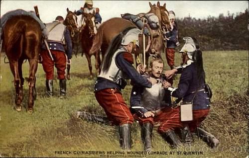Berthier Mousqueton de Cuirassier Mle 1890...