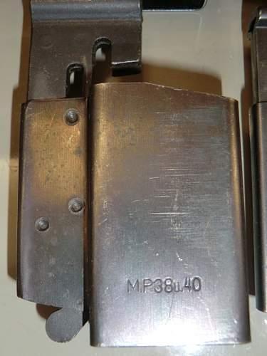 MP38/40 loading tools