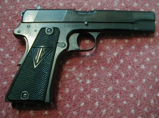 pistole radom vis 35