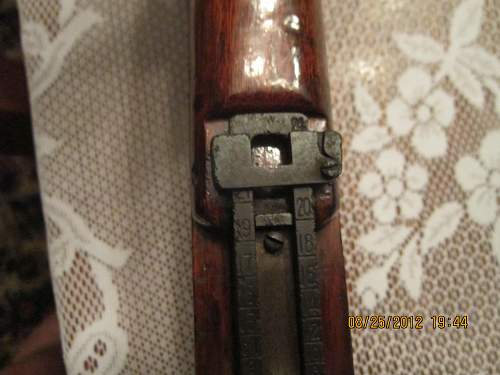 Anyone have info on this rifle?