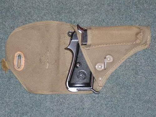 Beretta Model 34 Pistol