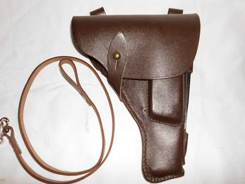 What gun goes with this holster?