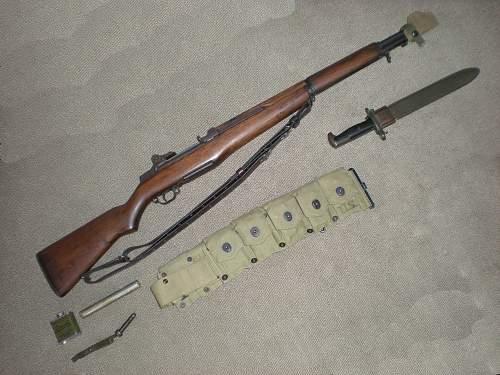 M1 Garand from 1943